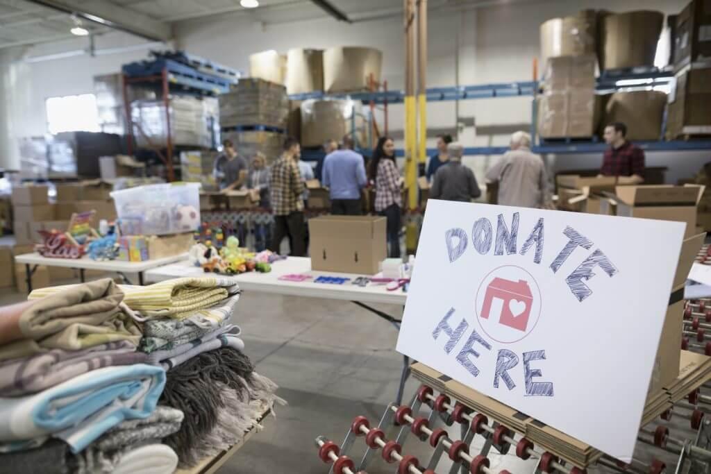 donate furniture