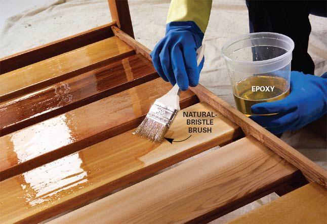 sealing furniture