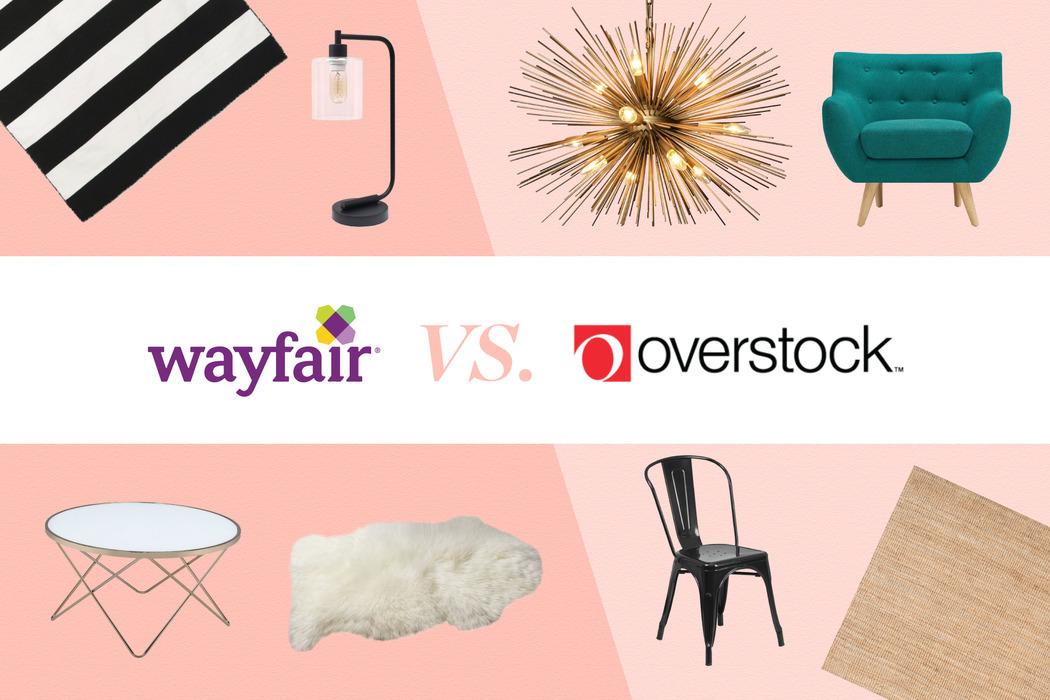 Wayfair vs Overstock