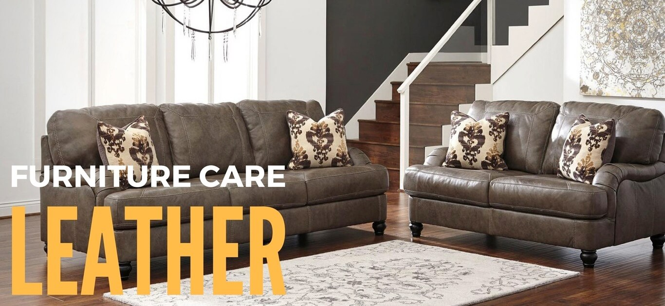 Care leather furniture