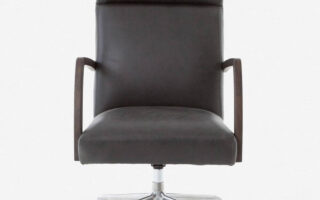CAMDEN LEATHER OFFICE CHAIR