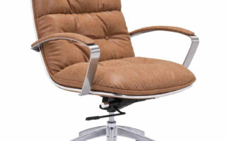 Tufted Button Home Office Chair