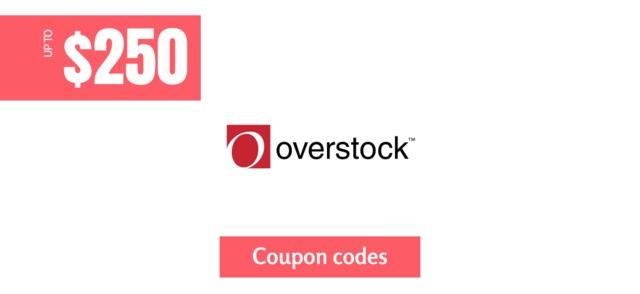 overstock $250 off