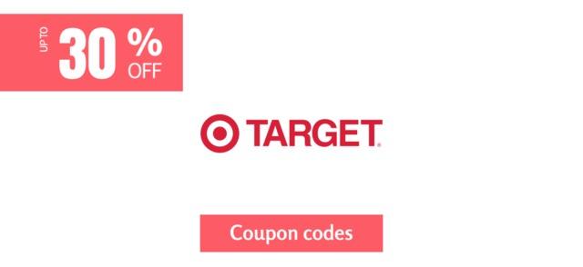 target 30% off