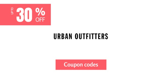 urban outfitters 30% off
