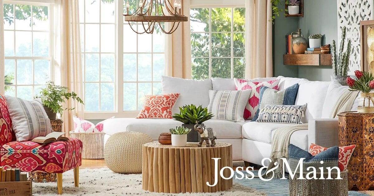 Joss & Main store