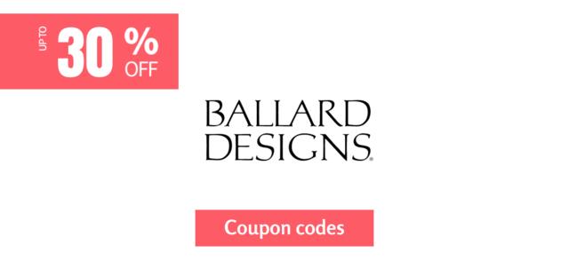 ballard designs 30% off