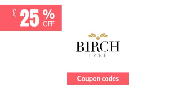 birch lane 25% off