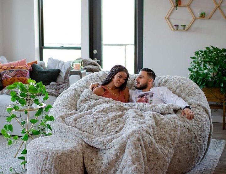 Lovesac Footsac Blanket Reviews