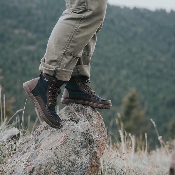 Huckberry Boulder Boot