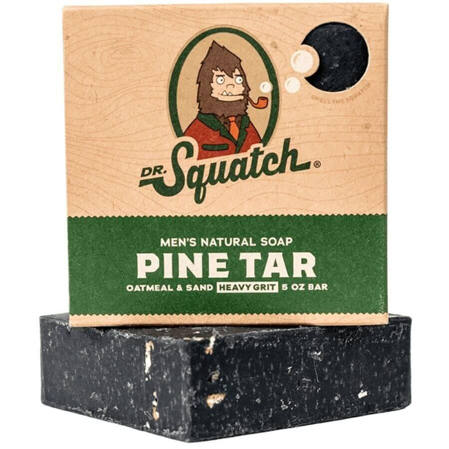 Dr. Squatch Pine Tar Soap Review