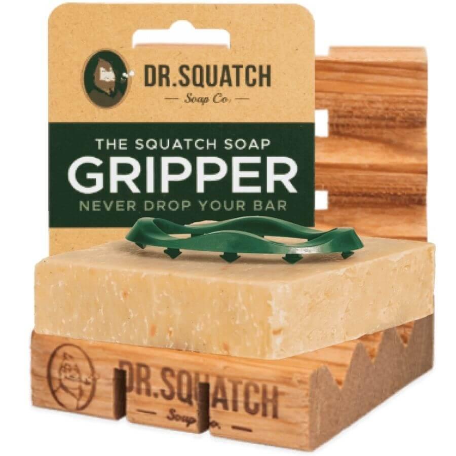 Dr. Squatch Soap Gripper Review