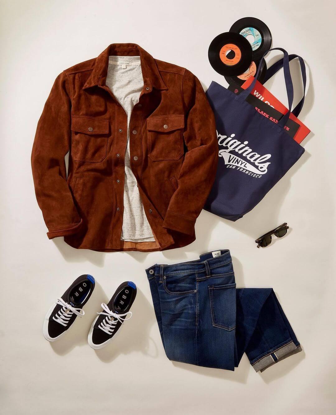 Huckberry Clothing