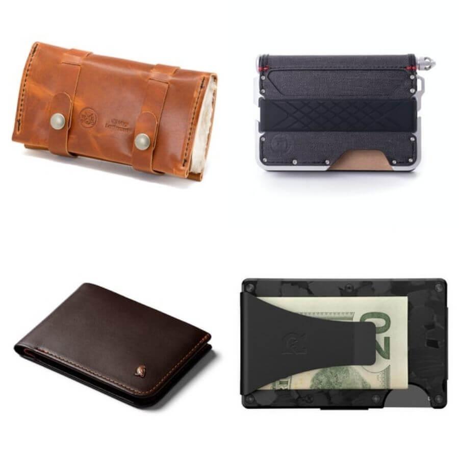 Huckberry Wallets