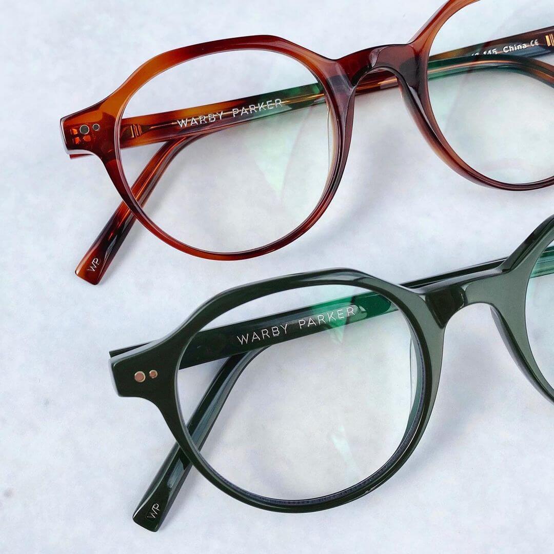 Warby Parker Blue Light Glasses Review