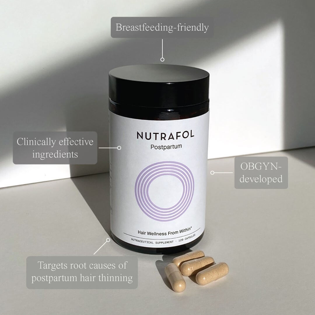 how does nutrafol work