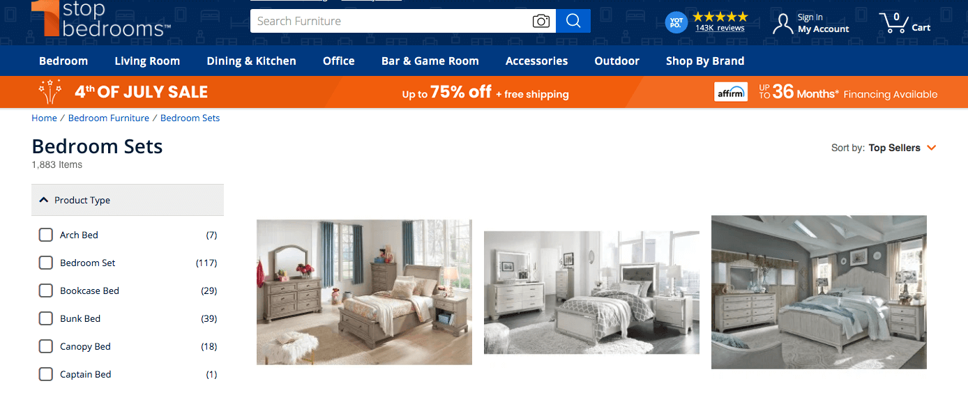 Bedroom sets review