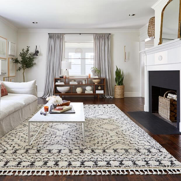 Moroccan Tasseled Area Rug Review